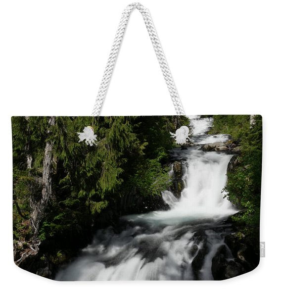 The Washington Cascades Weekender Tote Bag