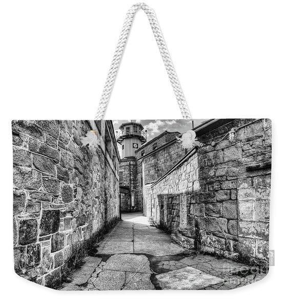 The Watch Tower Eastern State Penitentiary Weekender Tote Bag