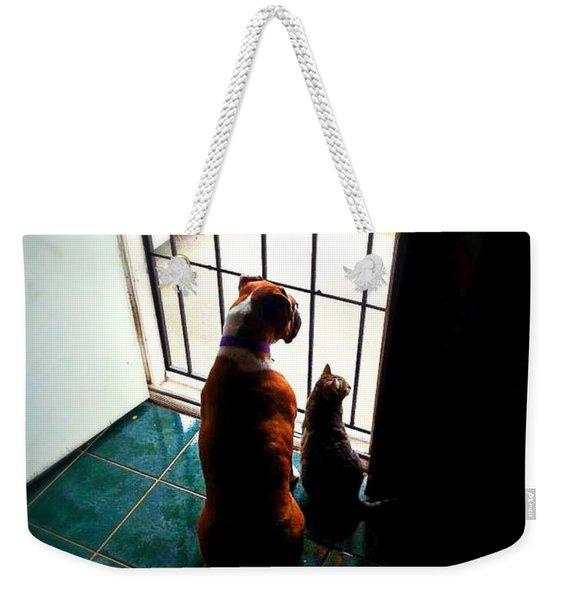 The Watchers Weekender Tote Bag