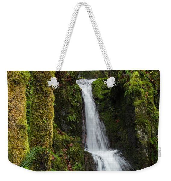 The Water Staircase Weekender Tote Bag