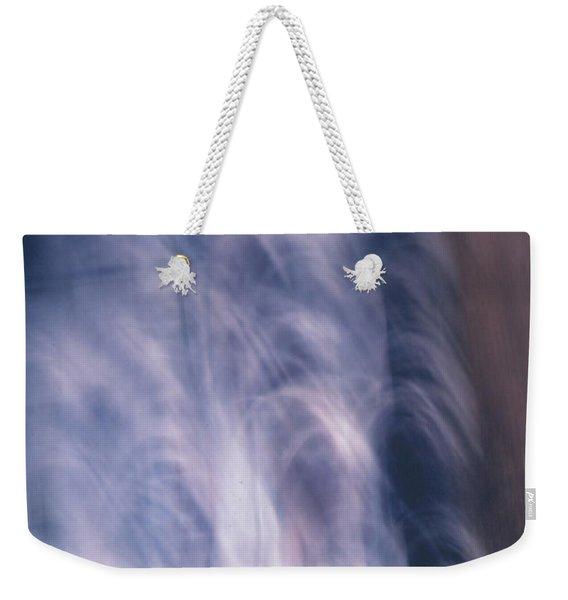The Waterfall Of Emotion Weekender Tote Bag