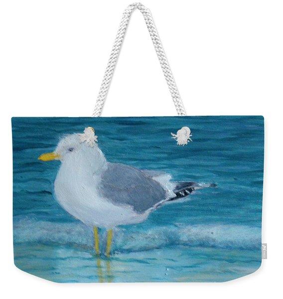 The Water's Cold Weekender Tote Bag