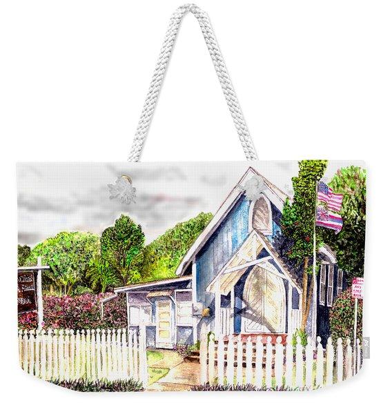 The Way Inn Weekender Tote Bag