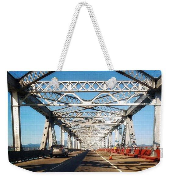 The Way To New Orleans Weekender Tote Bag