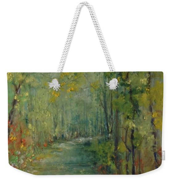 The Way To Tranquility  Weekender Tote Bag
