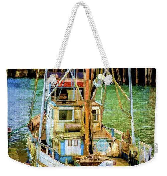 The Wayfarer Weekender Tote Bag
