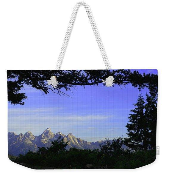 The Wedding Trees Weekender Tote Bag