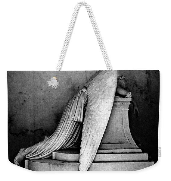 The Weeping Angel Weekender Tote Bag