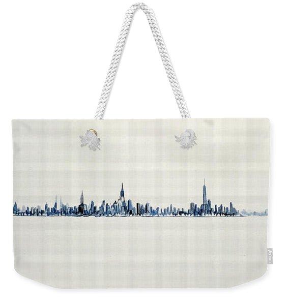 The Westside Weekender Tote Bag