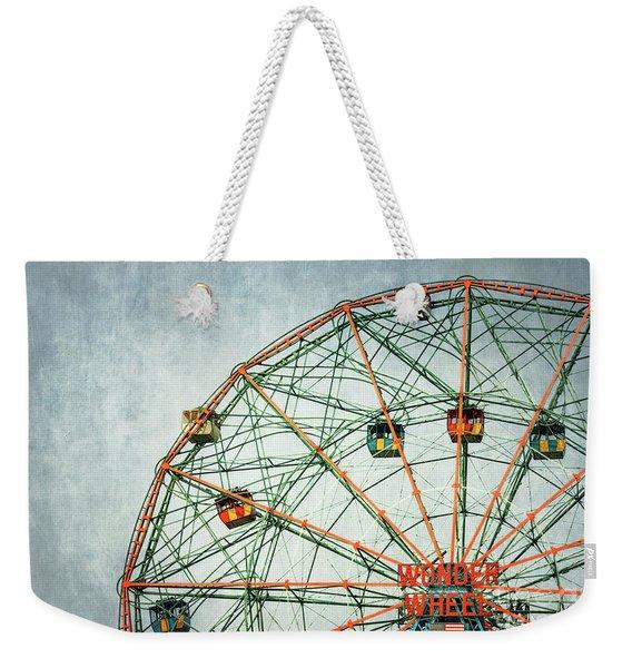 The Wheel Of Time Weekender Tote Bag