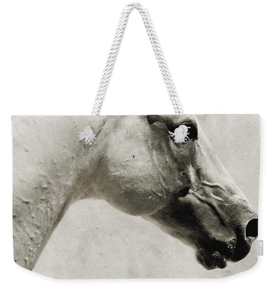 The White Horse IIi - Art Print Weekender Tote Bag