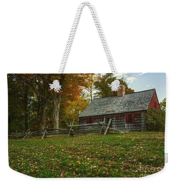 The Wick House Weekender Tote Bag