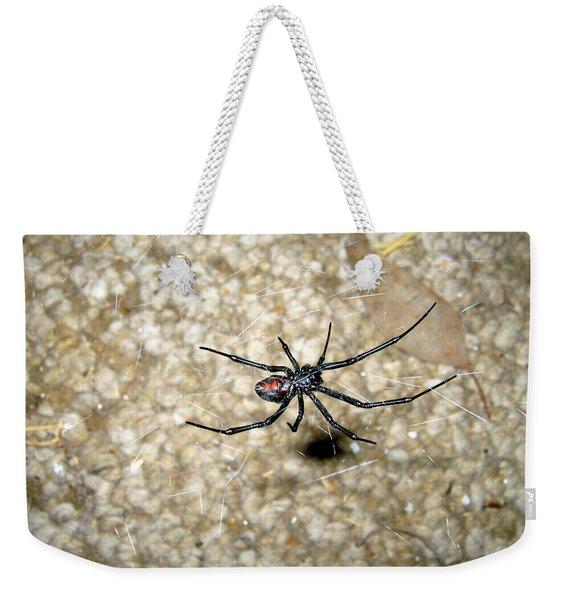 The Widow Weekender Tote Bag