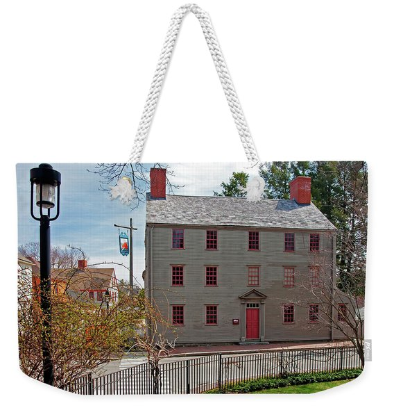 The William Pitt Tavern Weekender Tote Bag