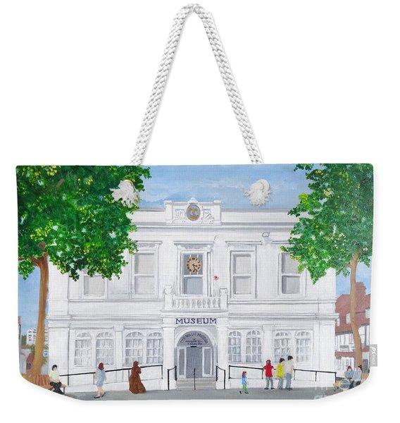 The Willis Museum, Basingstoke 2017  Weekender Tote Bag