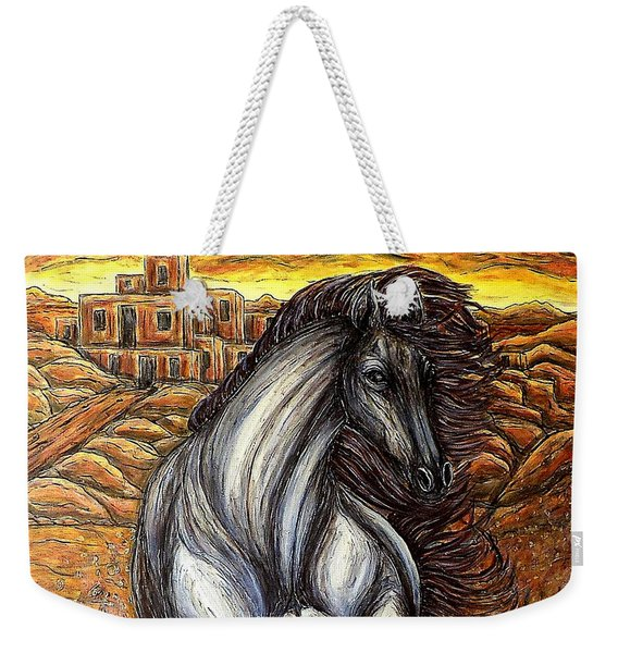 The Winds Have Changed Weekender Tote Bag