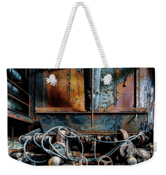 The Wizard's Music Box Weekender Tote Bag
