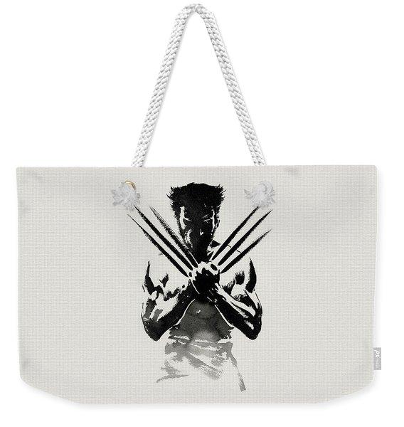 The Wolverine Weekender Tote Bag