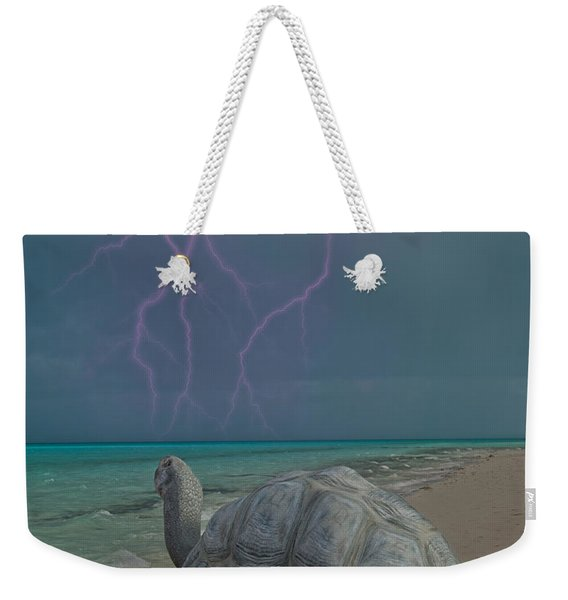The Wonders Of Mother Nature Weekender Tote Bag