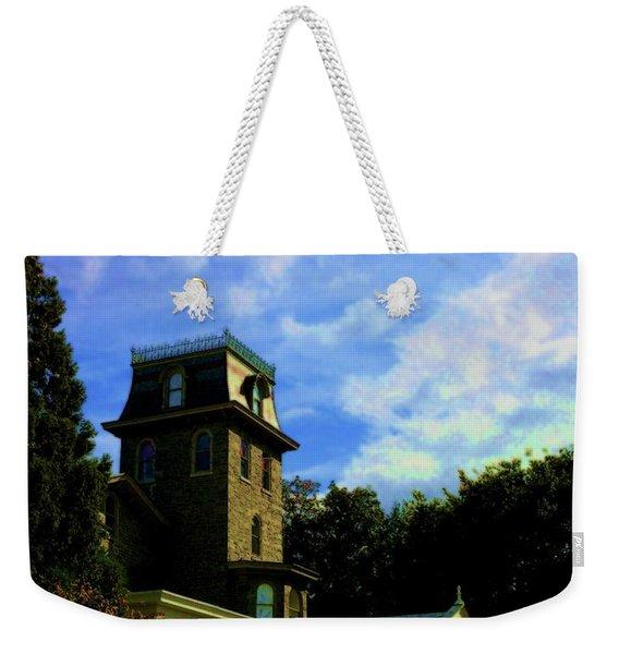 The Woodmere Weekender Tote Bag