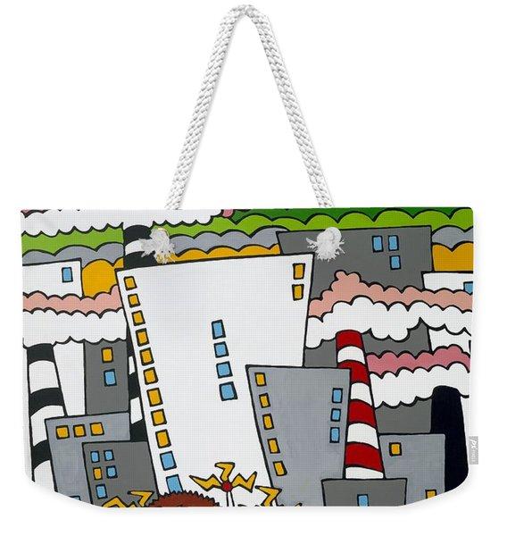 The Word Weekender Tote Bag