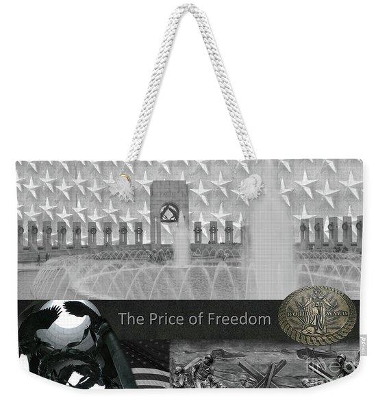 The World War II Memorial Weekender Tote Bag