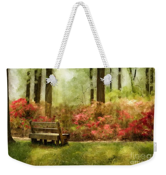 The You You Used To Be Weekender Tote Bag