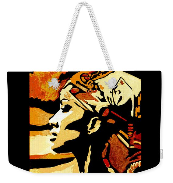 Then As It Was Then Again It Will Be Weekender Tote Bag