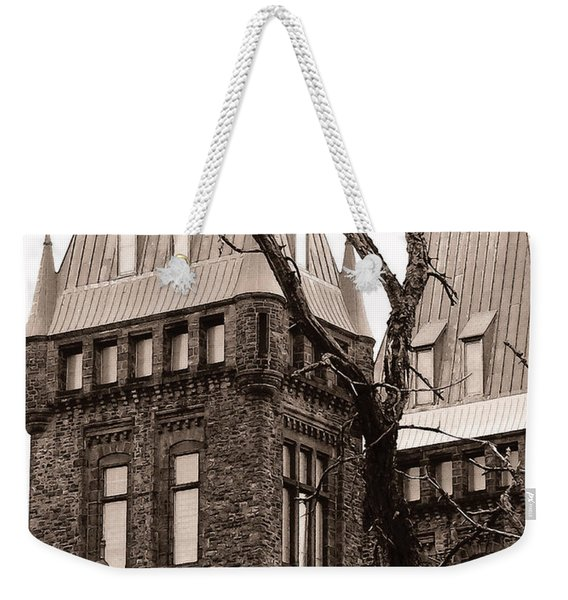 Then The Dream Wakes Me Weekender Tote Bag