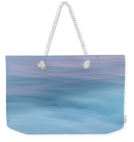 There Is A Calm Weekender Tote Bag