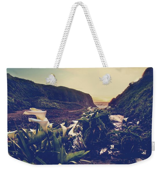 There Is Harmony Weekender Tote Bag