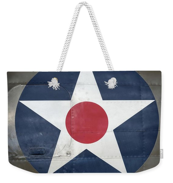 These Colors Don't Run - 2016 Christopher Buff, Www.aviationbuff.com Weekender Tote Bag
