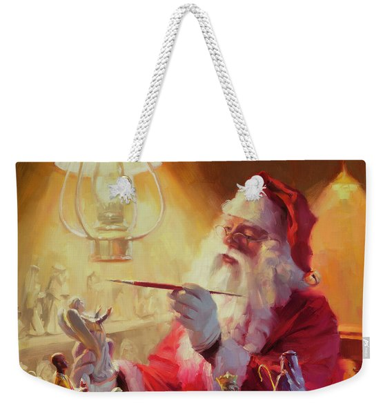 These Gifts Are Better Than Toys Weekender Tote Bag