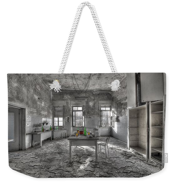 They Are All Gone - Se Ne Sono Andati Tutti Weekender Tote Bag