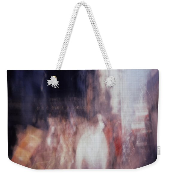 They Are Coming Weekender Tote Bag