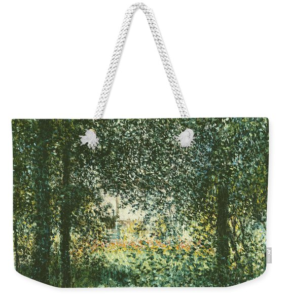 Thicket  The House Of Argenteuil Weekender Tote Bag