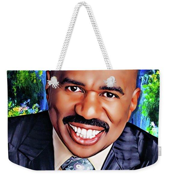 Think Like A Man Weekender Tote Bag