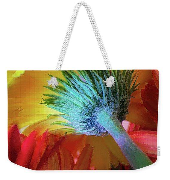 Think Spring Weekender Tote Bag