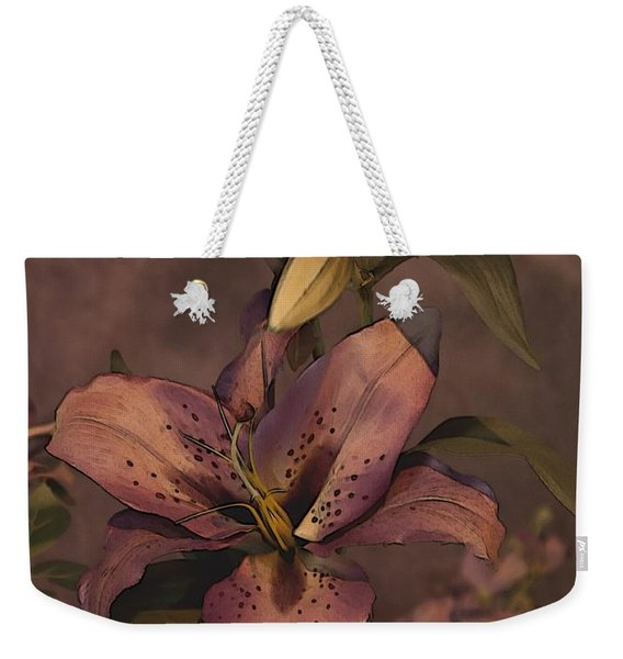 Thinking Of You Today No. 1 Weekender Tote Bag