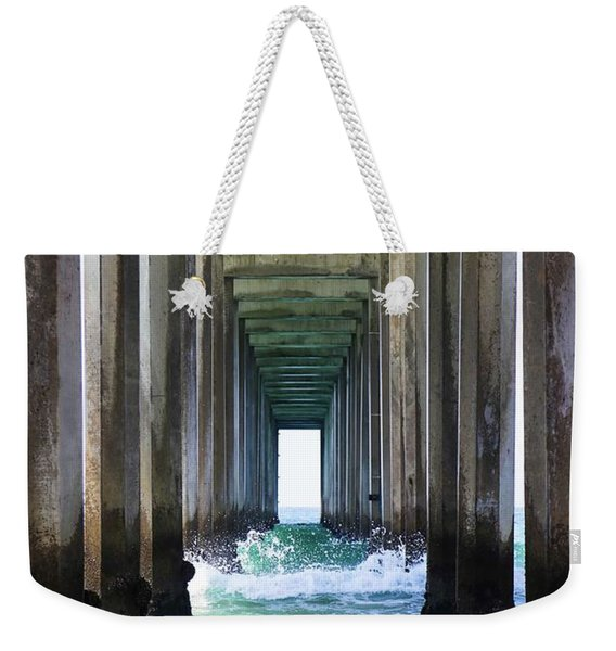 Thinking Outside Of The Box Weekender Tote Bag