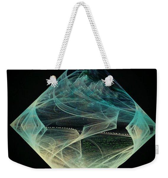 Thinning Of The Veil Weekender Tote Bag