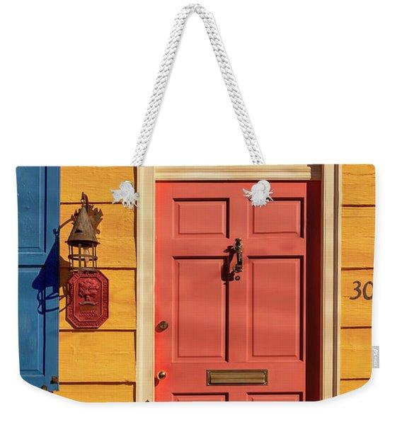 Thirty Weekender Tote Bag