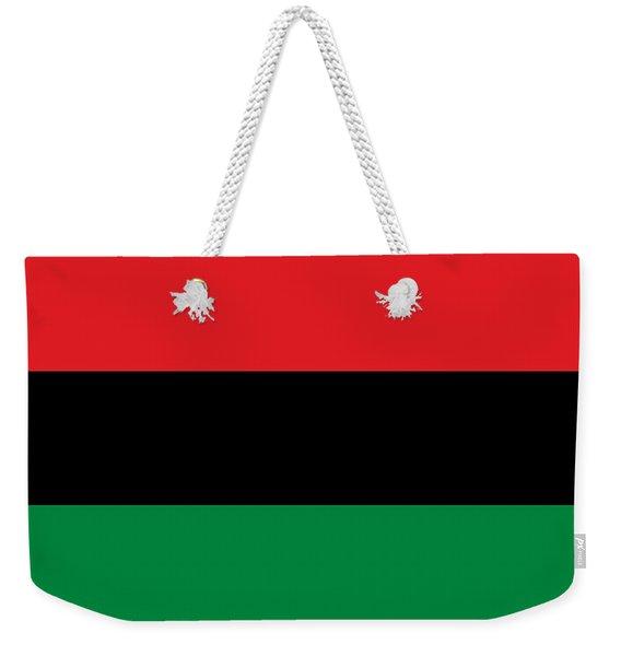 This Flag Is Mine Weekender Tote Bag