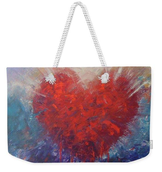 This Is My Church Weekender Tote Bag