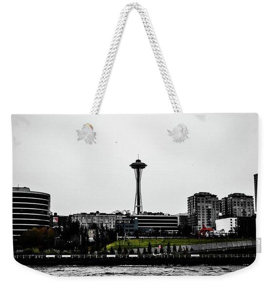 This Is Seattle  Weekender Tote Bag