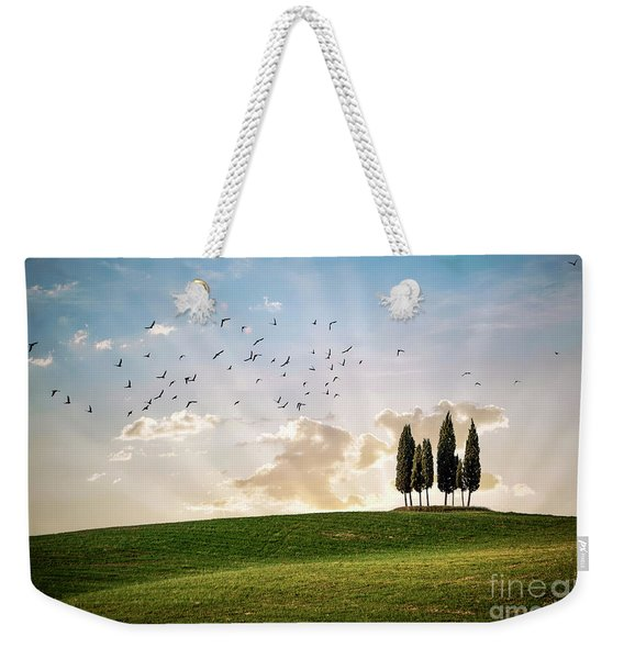 This Majestic Land Weekender Tote Bag