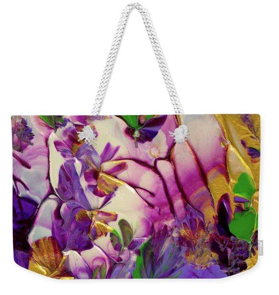 This Planet Earth Weekender Tote Bag