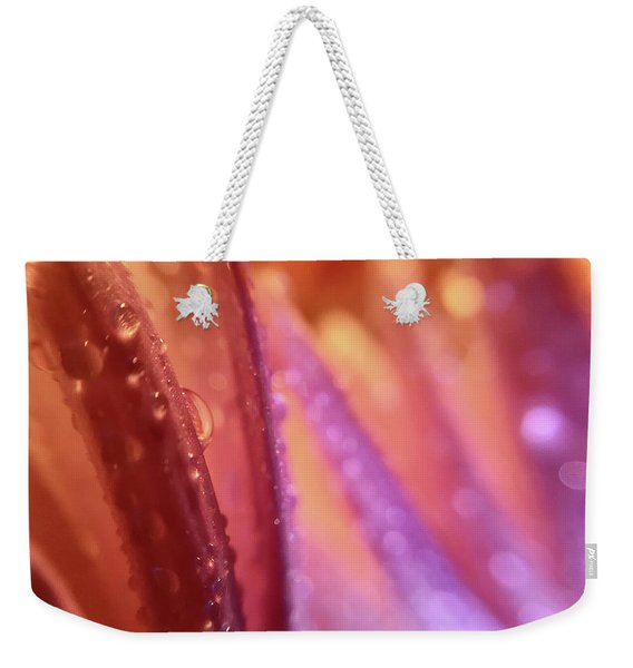 One Rainy Wish Weekender Tote Bag