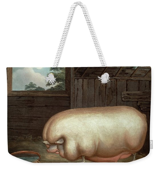 This Remarkable Animal Weekender Tote Bag