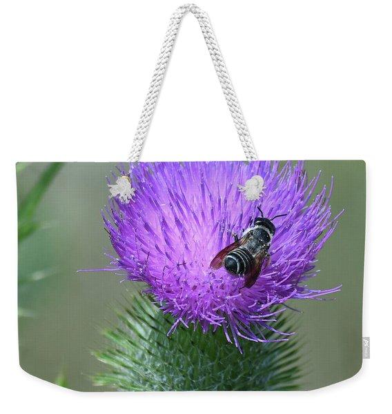 Thistle Dew  Weekender Tote Bag